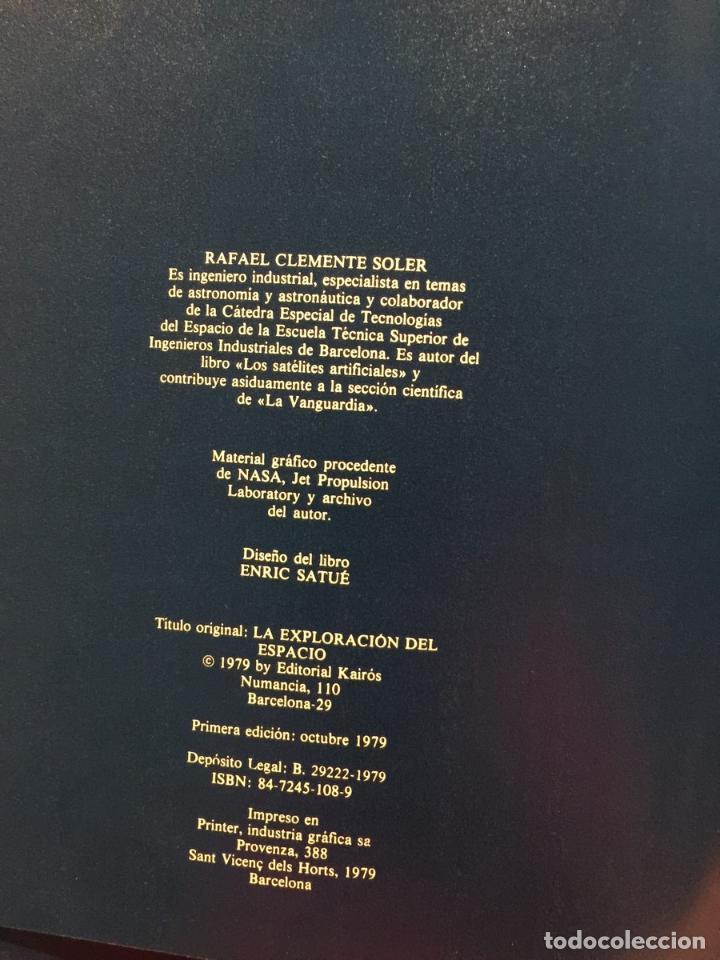Libros de segunda mano: La exploración del espacio - Rafael Clemente - Foto 4 - 205668701