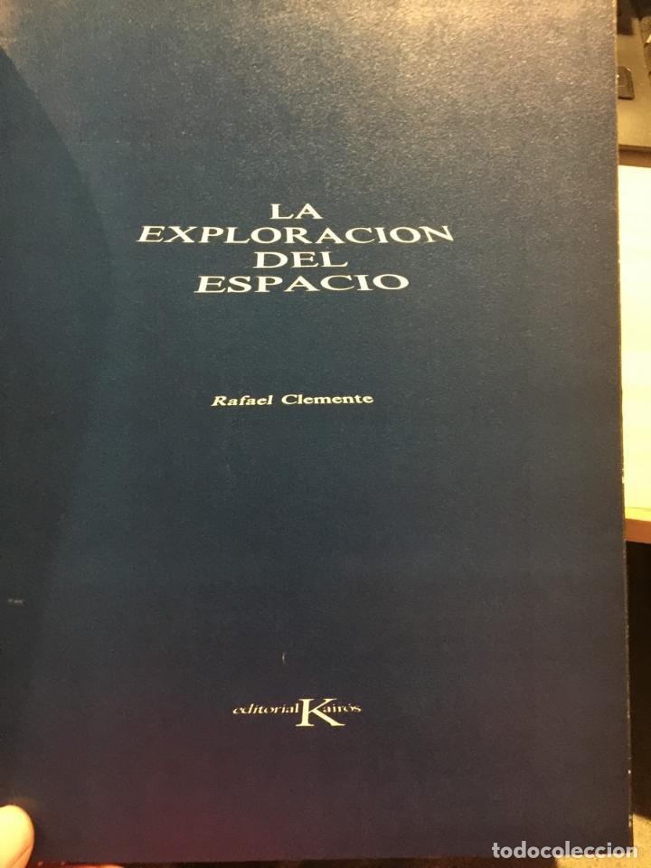 Libros de segunda mano: La exploración del espacio - Rafael Clemente - Foto 7 - 205668701