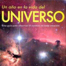 Libros de segunda mano: UN AÑO EN LA VIDA DEL UNIVERSO.- ROBERT GENDLER.-. Lote 206326998