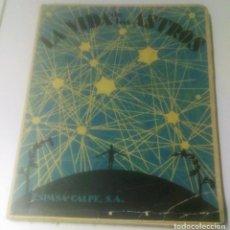 Libros de segunda mano: LA VIDA DE LOS ASTROS, ESPASA CALPE 1964. ASTRONOMÍA. Lote 206442555