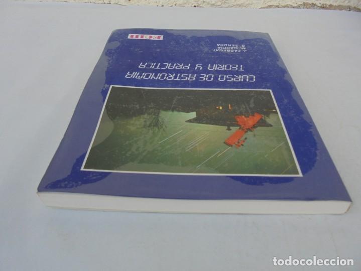 Libros de segunda mano: CURSO DE ASTRONOMIA TEORIA Y PRACTICA. J. FABREGAT. M. GARCIA. R.SENDRA. EDITORIAL ECIR 1988. - Foto 5 - 207047708