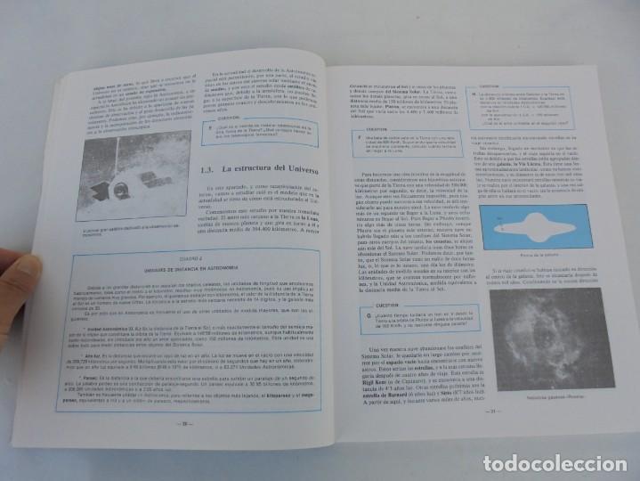 Libros de segunda mano: CURSO DE ASTRONOMIA TEORIA Y PRACTICA. J. FABREGAT. M. GARCIA. R.SENDRA. EDITORIAL ECIR 1988. - Foto 16 - 207047708