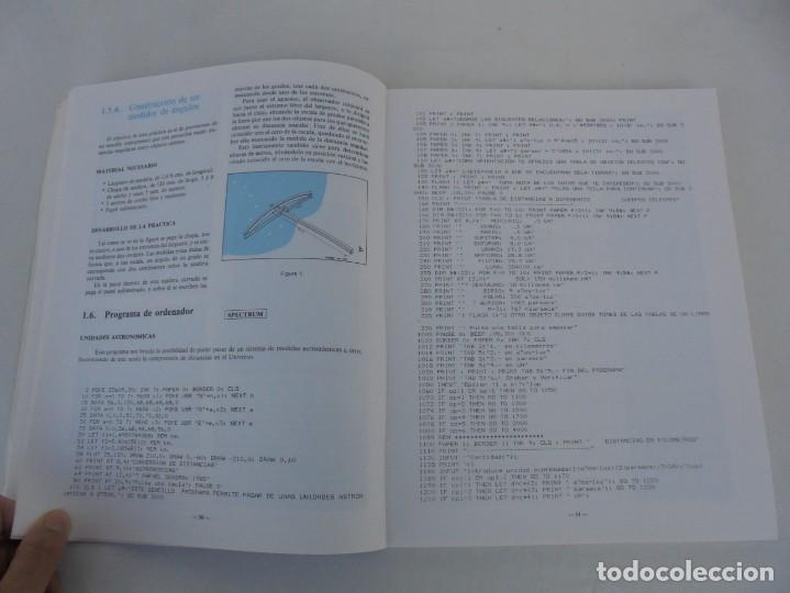 Libros de segunda mano: CURSO DE ASTRONOMIA TEORIA Y PRACTICA. J. FABREGAT. M. GARCIA. R.SENDRA. EDITORIAL ECIR 1988. - Foto 17 - 207047708