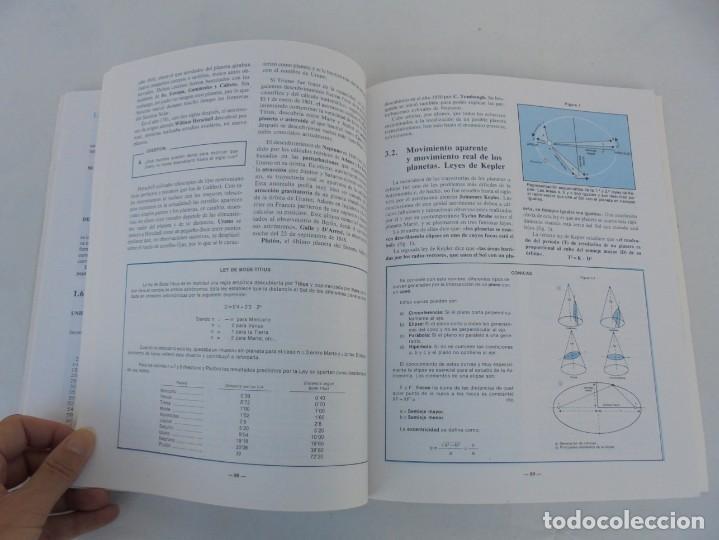 Libros de segunda mano: CURSO DE ASTRONOMIA TEORIA Y PRACTICA. J. FABREGAT. M. GARCIA. R.SENDRA. EDITORIAL ECIR 1988. - Foto 19 - 207047708