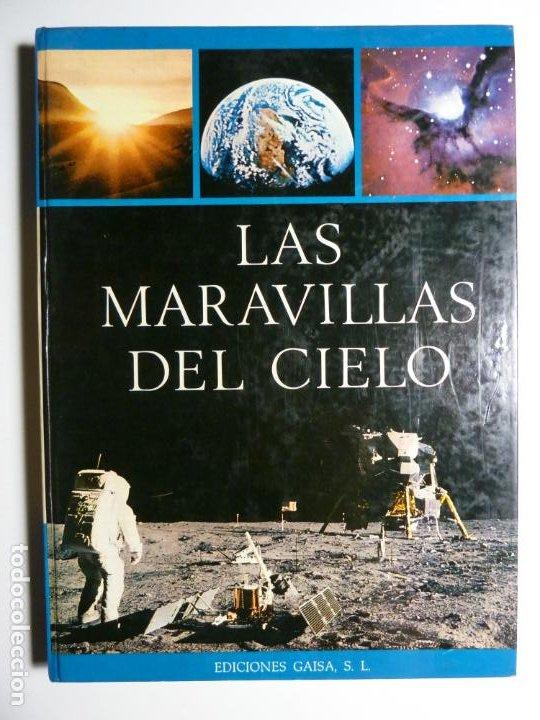 LAS MARAVILLAS DEL CIELO. GUIDO RUGGIERI. EDICIONES GAISA, S.L. 1970. (Libros de Segunda Mano - Ciencias, Manuales y Oficios - Astronomía)