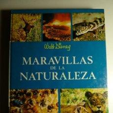 Libros de segunda mano: MARAVILLAS DE LA NATURALEZA. WALT DISNEY. EDICIONES GAISA, S.L. 1971.. Lote 207656630