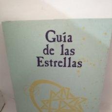 Libros de segunda mano: GUIA DE LAS ESTRELLAS DE PIERRE SIZAIRE. Lote 207844598