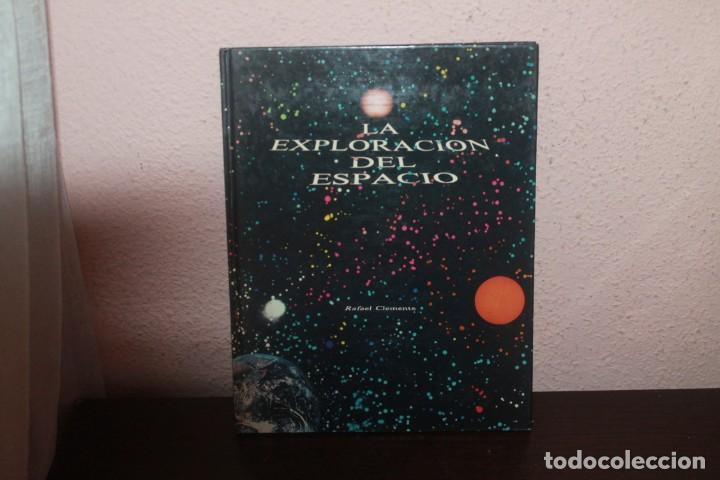 LA EXPLORACION DEL ESPACIO POR RAFAEL CLEMENTE (Libros de Segunda Mano - Ciencias, Manuales y Oficios - Astronomía)