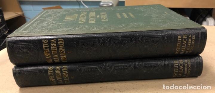 Libros de segunda mano: MIL ASPECTOS DE LA TIERRA Y DEL ESPACIO (PANORAMA GENERAL DE LA CREACIÓN). 2 TOMOS. (1949). - Foto 2 - 209172240