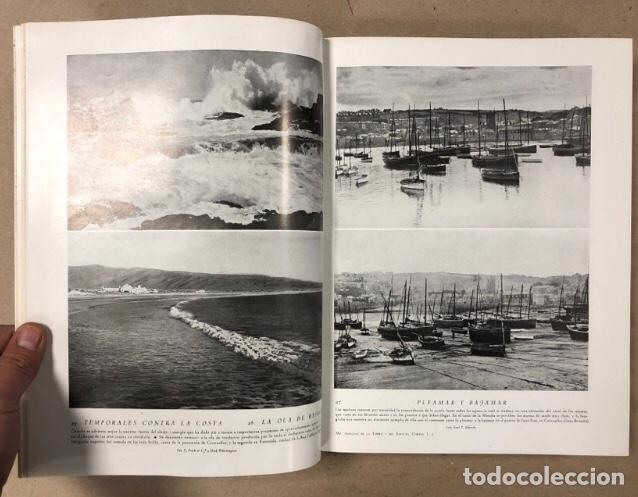Libros de segunda mano: MIL ASPECTOS DE LA TIERRA Y DEL ESPACIO (PANORAMA GENERAL DE LA CREACIÓN). 2 TOMOS. (1949). - Foto 6 - 209172240