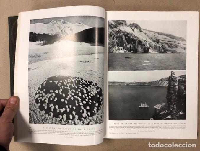 Libros de segunda mano: MIL ASPECTOS DE LA TIERRA Y DEL ESPACIO (PANORAMA GENERAL DE LA CREACIÓN). 2 TOMOS. (1949). - Foto 7 - 209172240