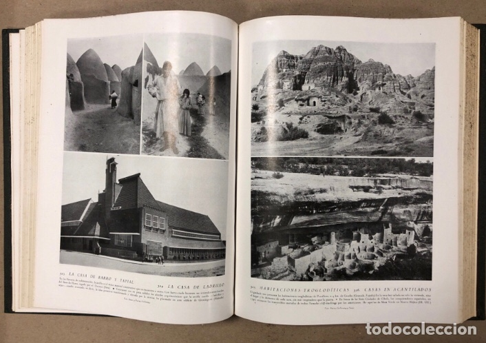 Libros de segunda mano: MIL ASPECTOS DE LA TIERRA Y DEL ESPACIO (PANORAMA GENERAL DE LA CREACIÓN). 2 TOMOS. (1949). - Foto 8 - 209172240