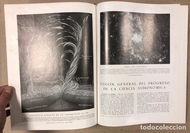 Libros de segunda mano: MIL ASPECTOS DE LA TIERRA Y DEL ESPACIO (PANORAMA GENERAL DE LA CREACIÓN). 2 TOMOS. (1949). - Foto 15 - 209172240