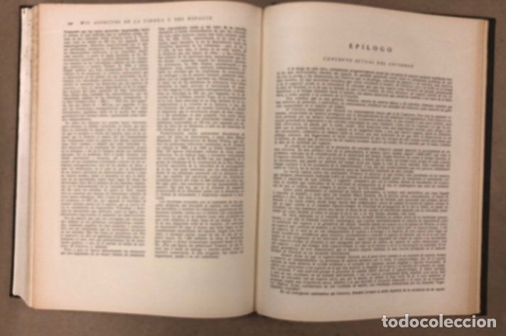 Libros de segunda mano: MIL ASPECTOS DE LA TIERRA Y DEL ESPACIO (PANORAMA GENERAL DE LA CREACIÓN). 2 TOMOS. (1949). - Foto 20 - 209172240