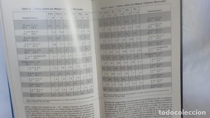 Libros de segunda mano: GUIA DE CAMPO DE LAS ESTRELLAS Y LOS PLANETAS DE LOS HEMISFERIOS NORTE Y SUR - Foto 4 - 209241620