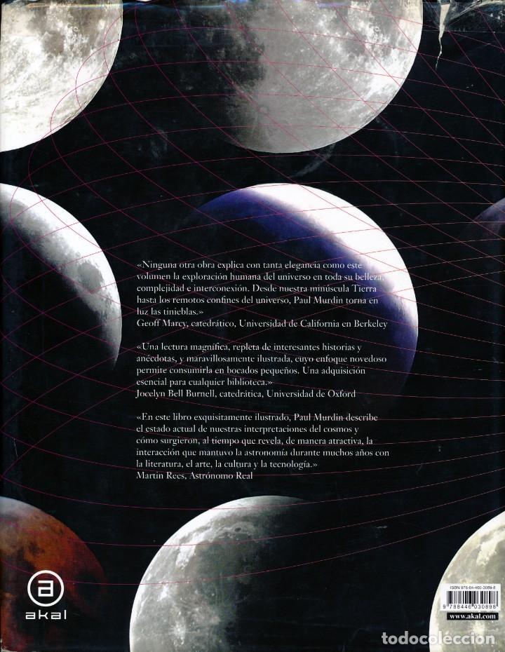 Libros de segunda mano: Secretos del universo. Como hemos conocido el cosmos. Astronomia. - Foto 4 - 209383928