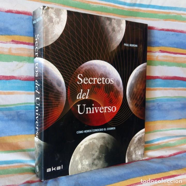 Libros de segunda mano: Secretos del universo. Como hemos conocido el cosmos. Astronomia. - Foto 5 - 209383928