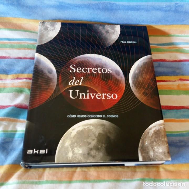 Libros de segunda mano: Secretos del universo. Como hemos conocido el cosmos. Astronomia. - Foto 6 - 209383928