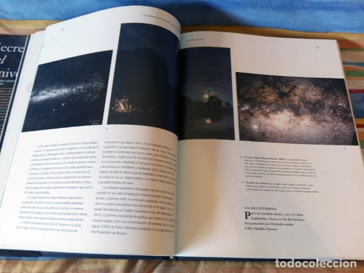 Libros de segunda mano: Secretos del universo. Como hemos conocido el cosmos. Astronomia. - Foto 7 - 209383928