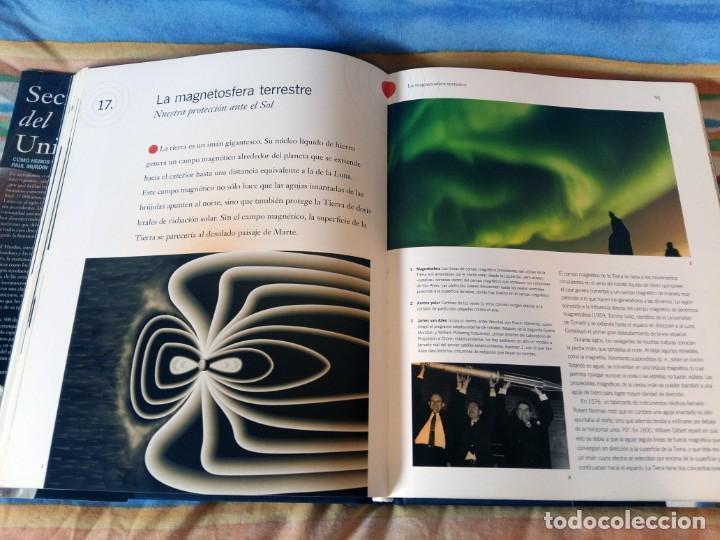 Libros de segunda mano: Secretos del universo. Como hemos conocido el cosmos. Astronomia. - Foto 9 - 209383928