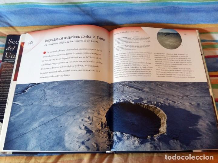 Libros de segunda mano: Secretos del universo. Como hemos conocido el cosmos. Astronomia. - Foto 10 - 209383928
