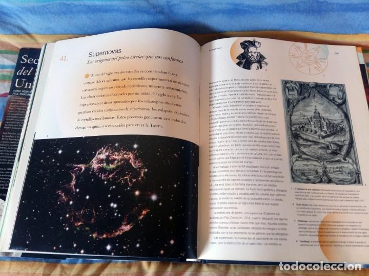 Libros de segunda mano: Secretos del universo. Como hemos conocido el cosmos. Astronomia. - Foto 12 - 209383928