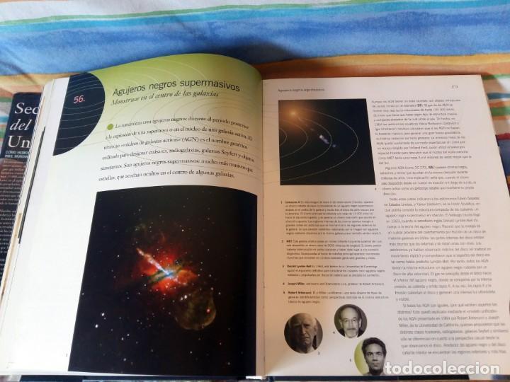 Libros de segunda mano: Secretos del universo. Como hemos conocido el cosmos. Astronomia. - Foto 14 - 209383928