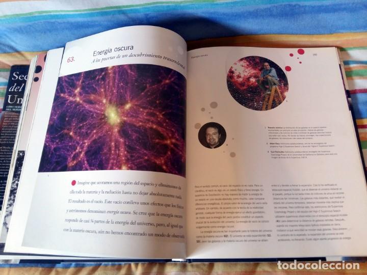 Libros de segunda mano: Secretos del universo. Como hemos conocido el cosmos. Astronomia. - Foto 15 - 209383928
