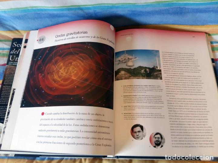 Libros de segunda mano: Secretos del universo. Como hemos conocido el cosmos. Astronomia. - Foto 16 - 209383928