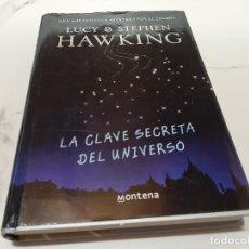 Libros de segunda mano: LA CLAVE SECRETA DEL UNIVERSO. Lote 209881783
