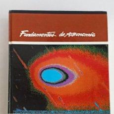 Libros de segunda mano: FUNDAMENTOS DE ASTRONOMÍA. MICHAEL A. SEEDS. OMEGA. Lote 210263901