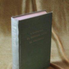 Libros de segunda mano: EL HOMBRE ANTE EL UNIVERSO,F. ANICETO LUGO,EXCLUSIVAS FERMA,1960.. Lote 210948140