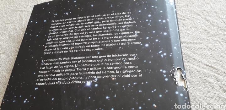 Libros de segunda mano: LA CIENCIA DEL CIELO, ANA ÚLLA, FRANCISCO J. GIL, JUAN LOURO, - Foto 2 - 213885043