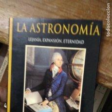 Livros em segunda mão: LA ASTRONOMÍA, VICENTE MUÑOZ PUELLES. L.3858-547. Lote 218019538