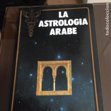 Libros de segunda mano: LA ASTROLOGIA ARABE, EVEREST. Lote 218482750