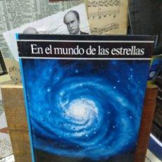Libros de segunda mano: 003. EN EL MUNDO DE LAS ESTRELLAS. GIANCARLO MASINI. Lote 218805935