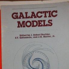 Libros de segunda mano: GALACTICS MODELS (NEW YORK, 1990). Lote 218820781