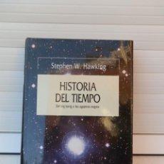 Libros de segunda mano: STEPHEN W. HAWKING. HISTORIA DEL TIEMPO. DICIEMBRE 1988. 5ª EDICIÓN. EDITORIAL CRÍTICA.. Lote 221149311