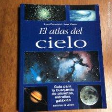 Libri di seconda mano: EL ATLAS DEL CIELO. Lote 221309763