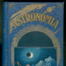 Libros de segunda mano: NUMULITE * ASTRONOMÍA POR JOSÉ COMAS SOLÁ EDITORIAL RAMON SOPENA. Lote 221397351