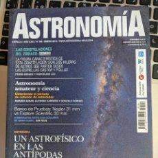 Libros de segunda mano: ASTRONOMIA - LAS CONSTELACIONES DEL ZODIACO GEMINIS - ASTRONOMIA AMATEUR - NAGLER 31 MM. Lote 223805491