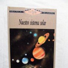 Livros em segunda mão: NUESTRO SISTEMA SOLAR BIBLIOTECA ISAAC ASIMOV DEL UNIVERSO. Lote 224778597