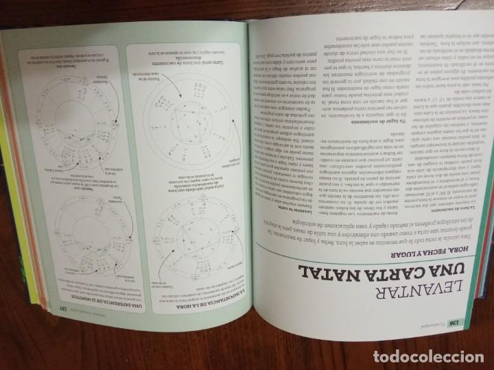 Libros de segunda mano: ASTROLOGÍA PRÁCTICA. UTILIZA LA SABIDURÍA DE LAS ESTRELLAS EN TU VIDA DIARIA-CAROLE TAYLOR. - Foto 4 - 225853145
