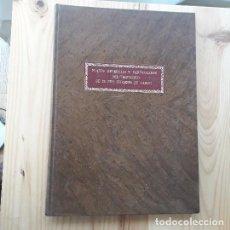 Libros de segunda mano: PLANOS GENERALES Y PARTICULARES DEL TELESCOPIO DE 25 PIES INGLESES DE LARGO - JOSEF DE MENDOZA RÍOS. Lote 226888115