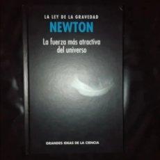 Libros de segunda mano: NEWTON, LA LEY DE LA GRAVEDAD. Lote 227464570