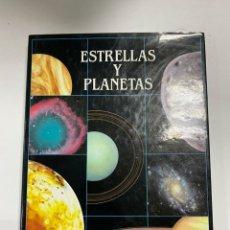 Livres d'occasion: ESTRELLAS Y PLANETAS. ANTONIN RÜKL. EDITORIAL SUSAETA. 1992. PAGS: 232. Lote 230041025