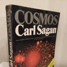Libros de segunda mano: COSMOS - CARL SAGAN - TERCERA EDICCION. Lote 230633020