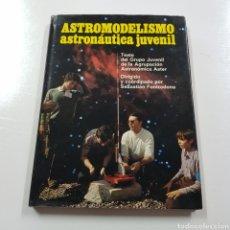 Livros em segunda mão: ASTROMODELISMO - ASTRONÁUTICA JUVENIL. Lote 232324135
