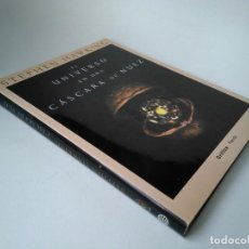 Libros de segunda mano: STEPHEN HAWKING. EL UNIVERSO EN UNA CÁSCARA DE NUEZ. Lote 232804233
