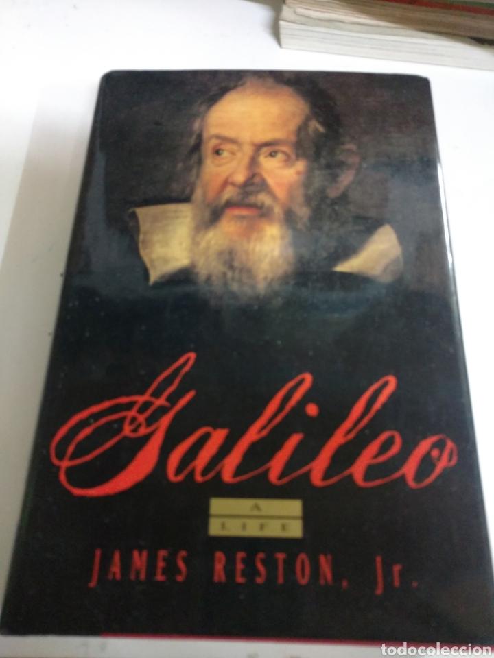 GALILEO.JAMES RESTON,JR EN INGLÉS (Libros de Segunda Mano - Ciencias, Manuales y Oficios - Astronomía)